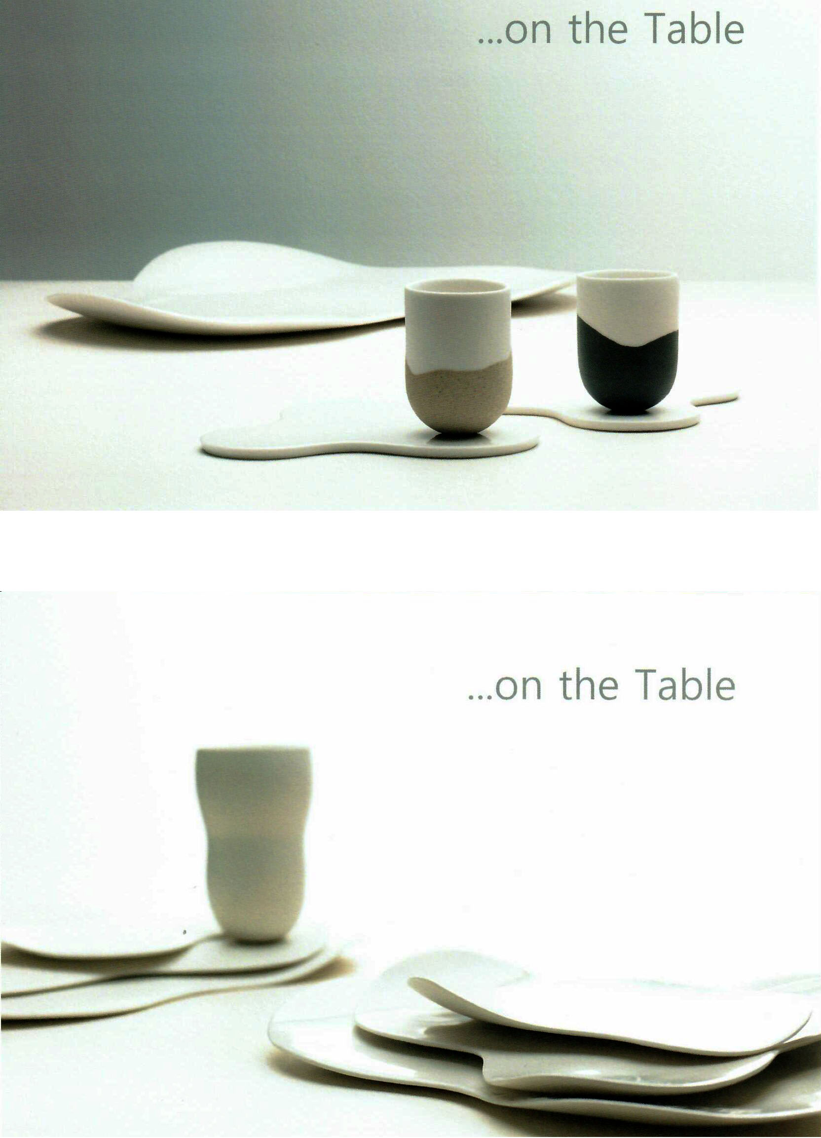 Ceramic Arts Kang Sang Mi solo Exhibition  [...on the Table] 첨부 이미지